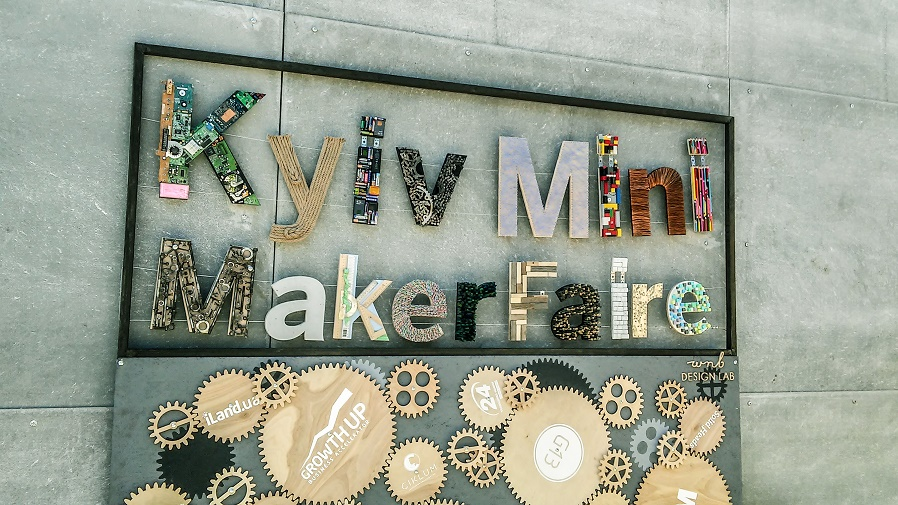 Kyiv Mini Maker Faire2